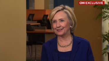 Hillary Clinton gave her first presidential candidate televised national interview with CNN's Brianna Keilar on Tuesday, July 7, 2015.