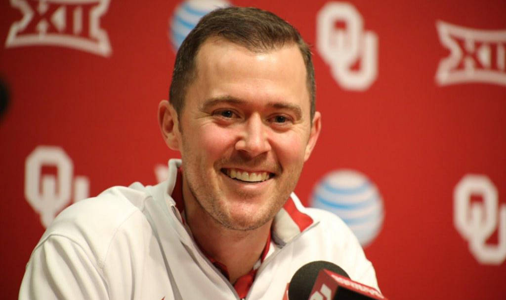 Oklahoma Football Coach Lincoln Riley Agrees To Extension