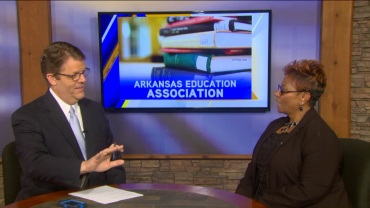 Arkansas Education Association photo