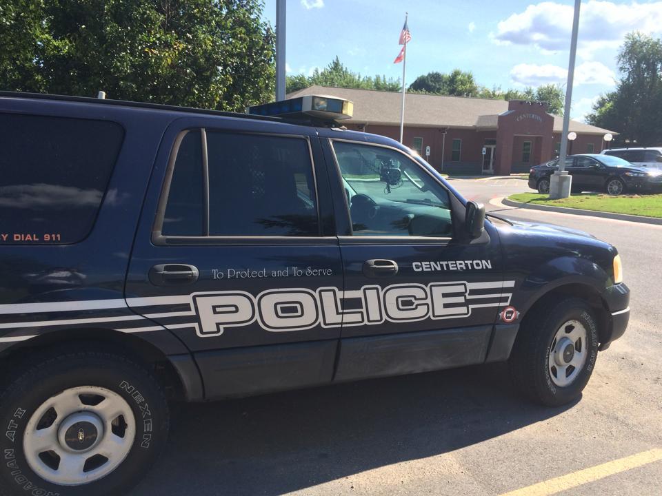centerton police