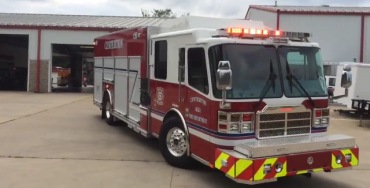 New Centerton Fire Trucks