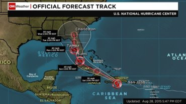 Tropical Storm Erika left at least 12 dead and more than 20 missing in the Caribbean island of Dominica, the country's Prime Minister said Friday, August 28, 2015.