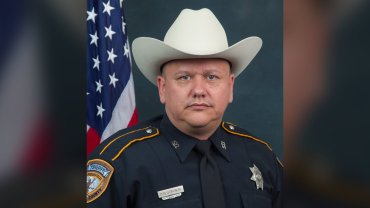 Harris County, Texas, Deputy Darren H. Goforth was shot and killed for no apparent reason at a service station August 28, 2015, by Shannon J. Miles.