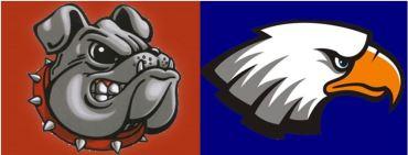 Bulldog vs. war eagles