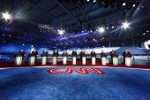 CNN Republican Debate, Reagan Presidential Library