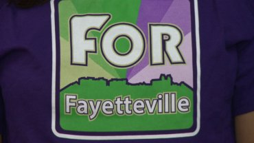 for fayetteville signs