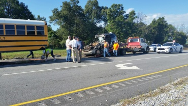 huntsville bus accident