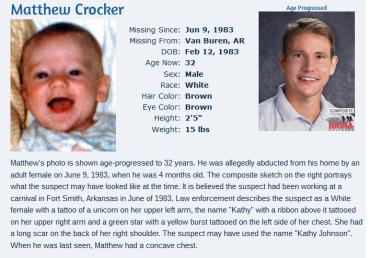 matthew crocker poster