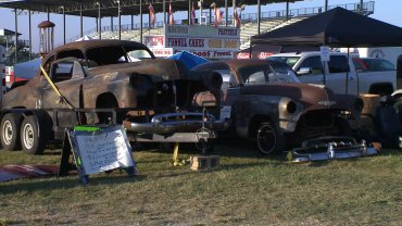 old cars swap meet