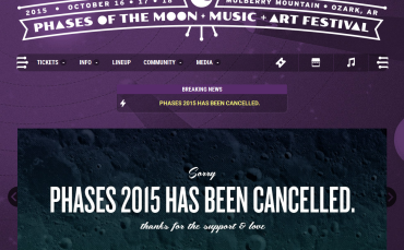 phases of the moon cancelled