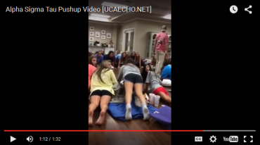 UCA pushup video