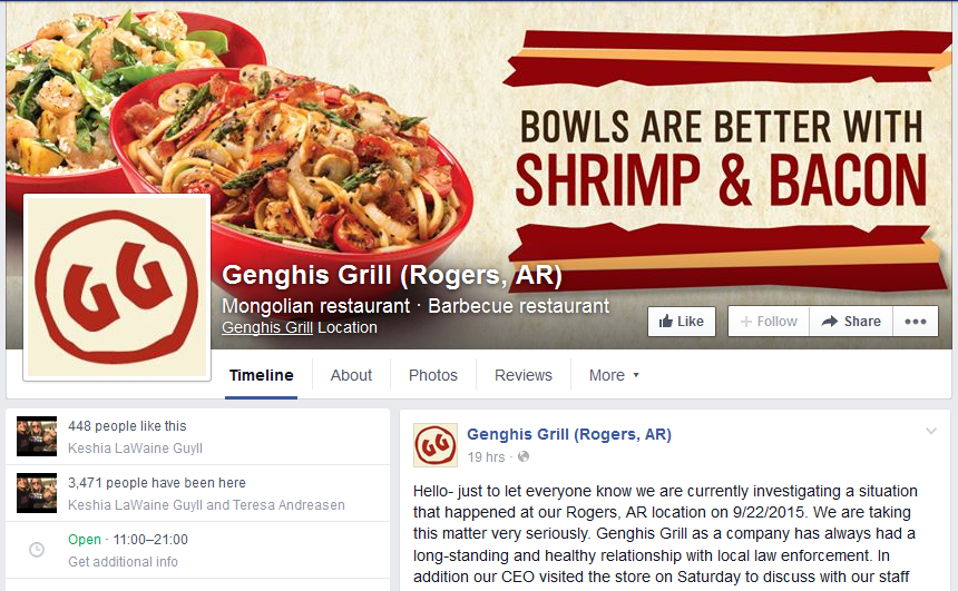 image relating to Genghis Grill Printable Coupon titled Genghis grill discount codes - Pc not driving up