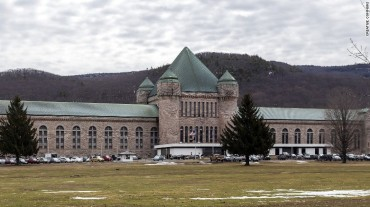 Inmates at this maximum-security prison in upstate New York defeated Harvard's debate team. COURTESY: CNN