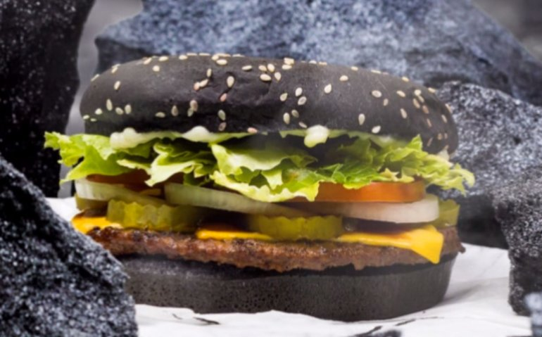Black Burger, Green Poop: Why Halloween Whopper Has Odd Effect ...