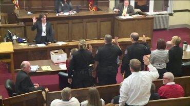 benton county grievance hearing