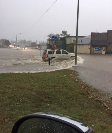 North F St. in Fort Smith.