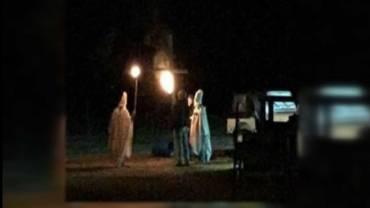 KKK prank in Oklahoma