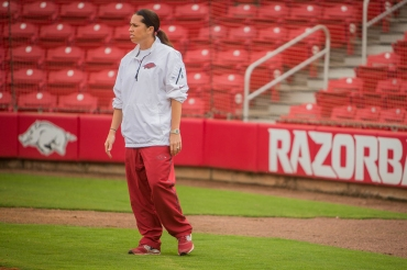 Courtesy: Arkansas Razorbacks Athletics