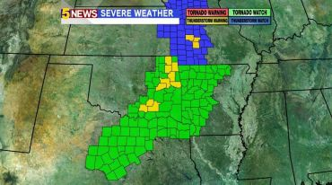 severe weather Nov. 5
