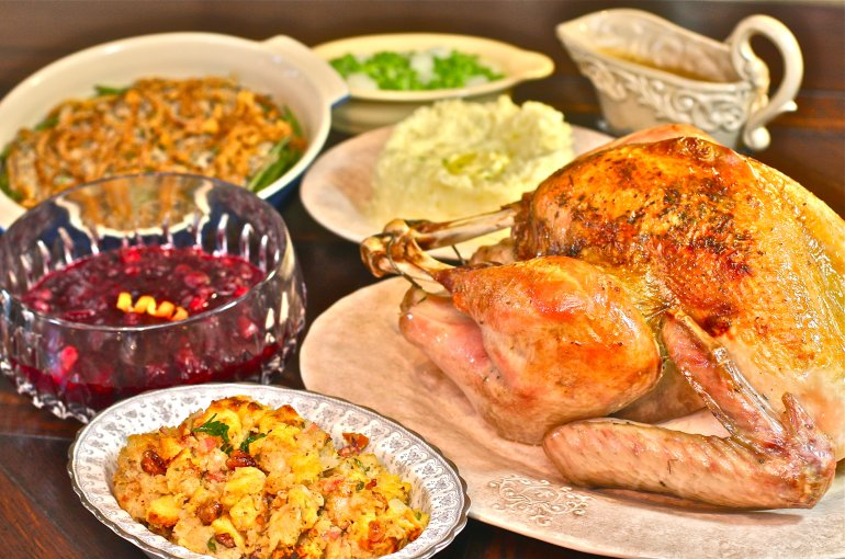 Holiday guide thanksgiving 2016 fort smith fayetteville for What to eat on thanksgiving dinner