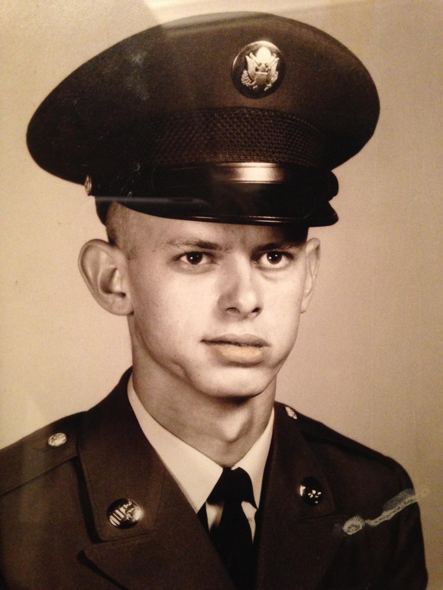 Robert Wiewel, Vietnam veteran