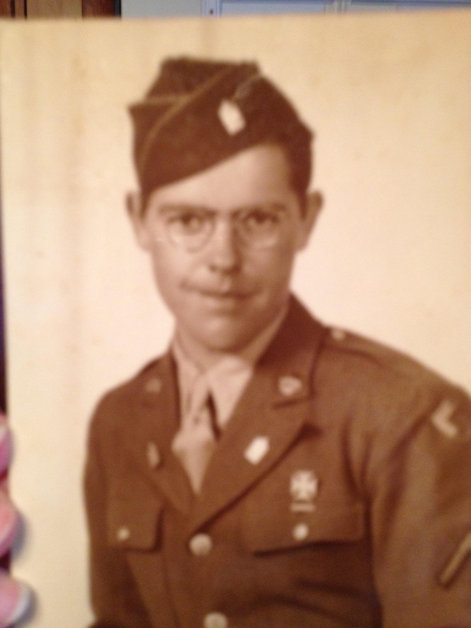 William Brasher, US Army