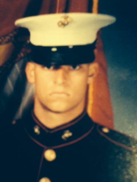 Jessie A Robison, US Marine Corps, Iraq