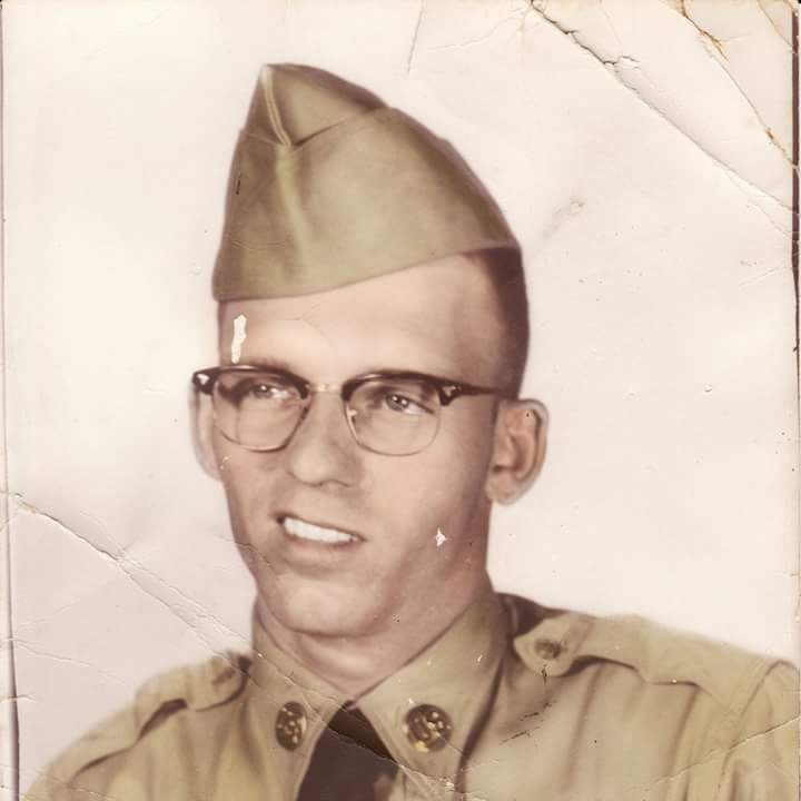Leroy Cook, Army