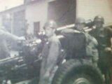 """Private First Class Bernardo """"Benny"""" Santiago, who served in Korea and did his basic training in Fort Chaffee"""