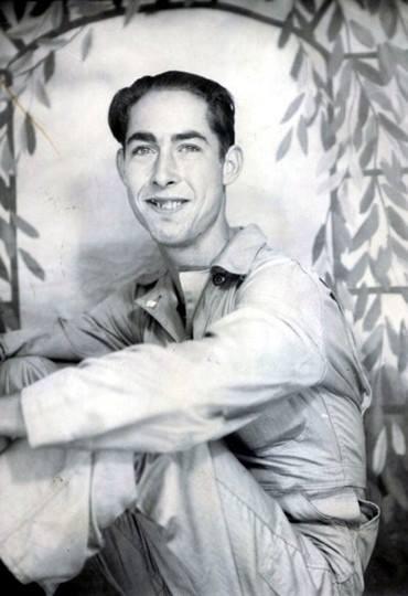 George L. Whitehouse, who served in World War II