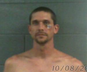 Mug shot of Brandon Rowan dated 10/8/2014.