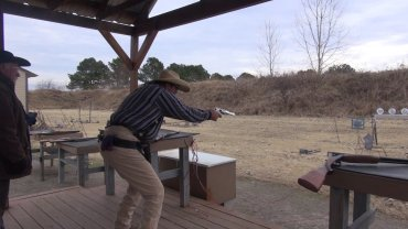 COWBOY SHOOTING MATCH