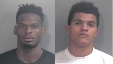 Jacorey Williams Dustin Thomas