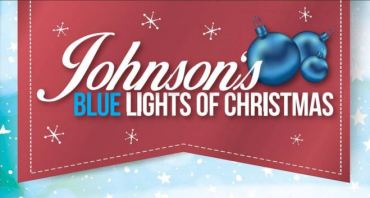 Johnson's Blue Lights of Christmas