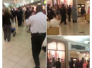 Mall escort