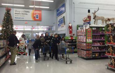 Shop with a cop 1