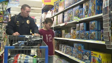 SHOP WITH A COP PIC 2