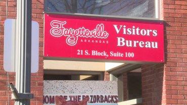 Fayetteville Visitor's Center