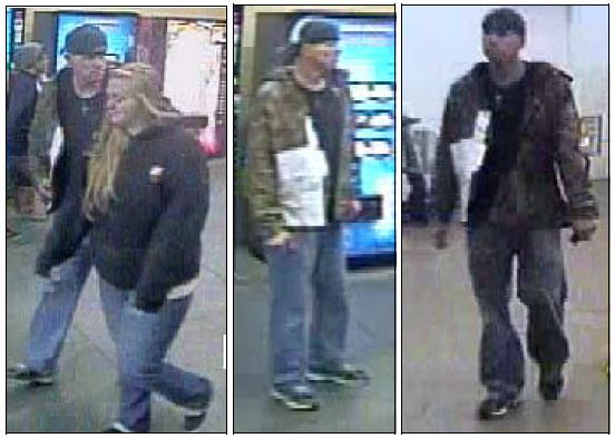Fort Smith Walmart Robbers