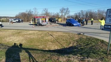 highway 412 wreck