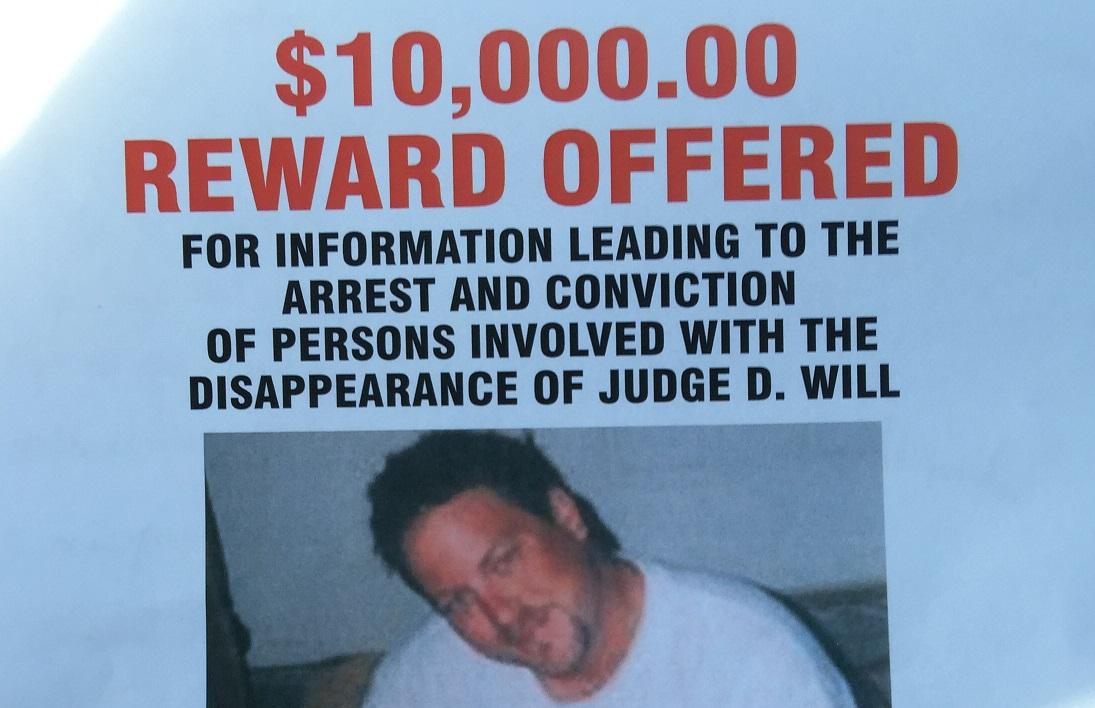 judge will reward poster2
