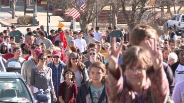 2015 MLK March
