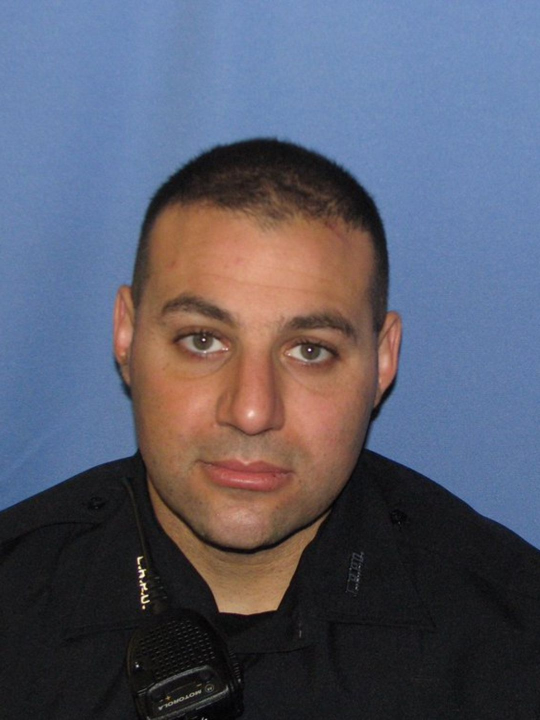 Officer Shawn Bakr Courtesy LRPD
