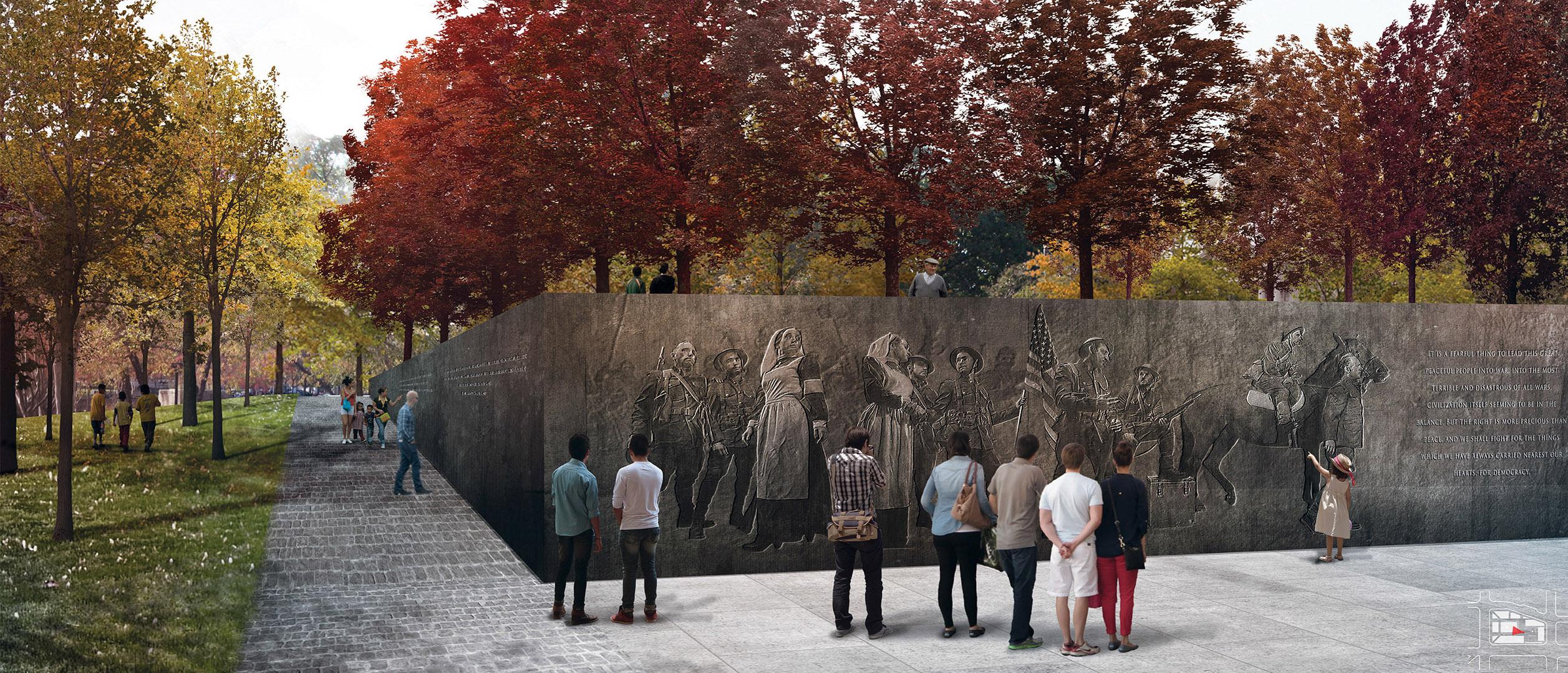WW1 Memorial References