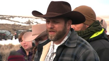 Ammon Bundy, 40, is leading the group of protestors in Oregon that took over a federal refuge center. He is the son of Nevada rancher Cliven Bundy, 67, who engaged in a protracted battled with the Federal Bureau of Land Management over grazing rights for his cattle.