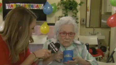 110 Year Old
