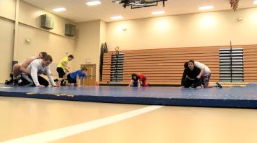 rogers wrestling