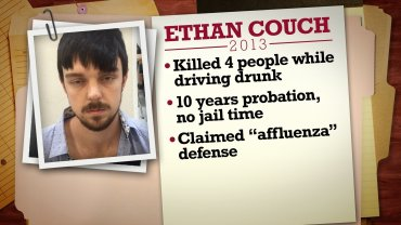 """Couch, the so-called """"affluenza teen,"""" has filed a court action to delay his return, Tarrant County Sheriff Dee Anderson said. The pair had been expected to come back to the United States on Wednesday, but it now appears they're trying to stall the process."""