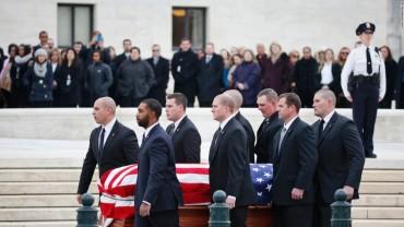Scalia Funeral