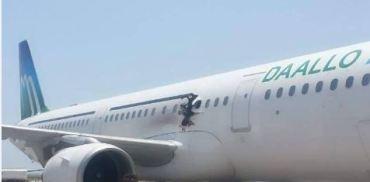 Somalia Airline explosion